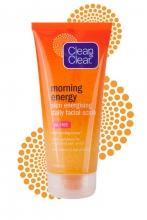 CLEAN & CLEAR® Morning Energy Skin Energising Daily Facial Scrub