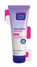 CLEAN & CLEAR® Dual Action Moisturiser