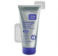 CLEAN & CLEAR® Advantage Spot Control Daily Wash