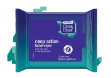 Deep Action Facial Wipes