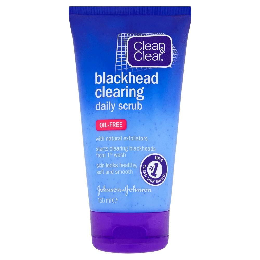 clear skin blackheads